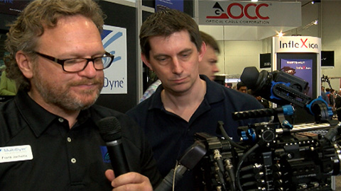 MultiDyne: SilverBACK at NAB 2013