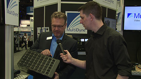 MultiDyne Products at NAB 2014