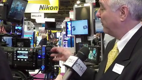 MULTIDYNE Silverback 4k at NAB 2015