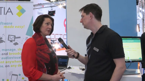 NETIA at BVE 2015