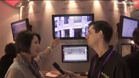 Netia at IBC2011