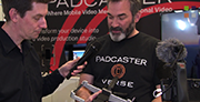 New Phone and Tablet products from Padcaster at NAB 2018