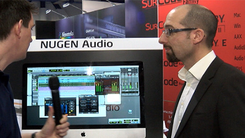 NUGEN Audio: Loudness Toolkit at NAB 2013