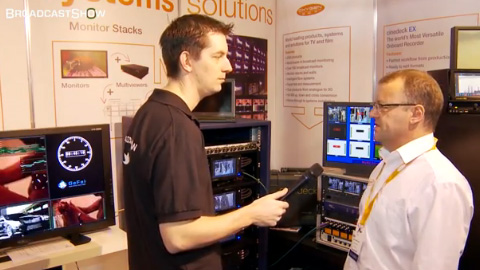 Oxygen DCT at BVE North 2011