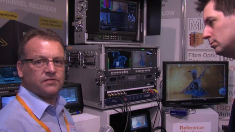 Oxygen DCT at BVE North 2012