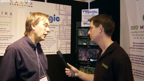 Pixelution at BVE North 2011