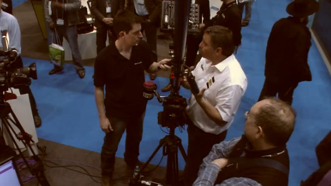 Polecam at BVE North 2012