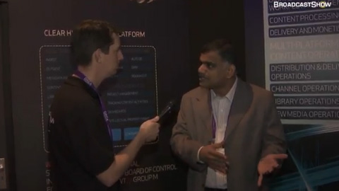 Prime Focus at IBC2011