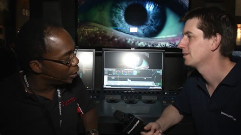 Quantel at IBC 2012 Part One