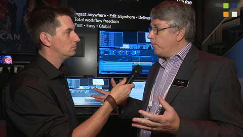 Quantel deal with AFP at IBC 2014