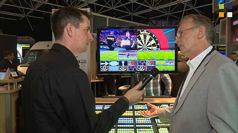 Ross Video Acuity at IBC 2014