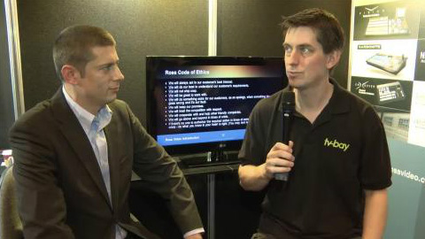 Ross Video at BVE 2012