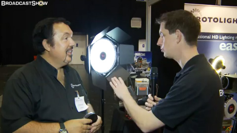 Rotolight at ProVideo2011