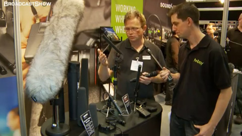 Shure at ProVideo2011
