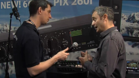 Shure Distribution at BVE North 2012 Part 2