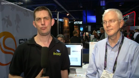 Singular Software at NAB 2012