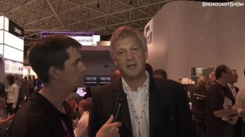 Snell at IBC2011