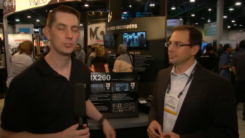 Sound Devices at NAB 2012