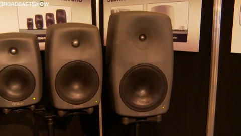 Source Distribution and Genelec at BVE North 2011