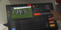 Streamstar Sports Live production solutions. All the tools for complete production at IBC2019