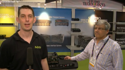 Studio Technologies at NAB 2012