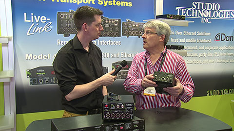 Studio Technologies at NAB 2014