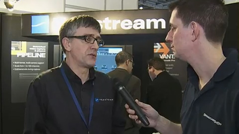 Telestream at BVE 2013