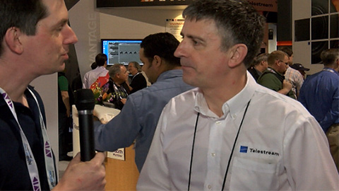 Telestream Vantage v5 at NAB 2013