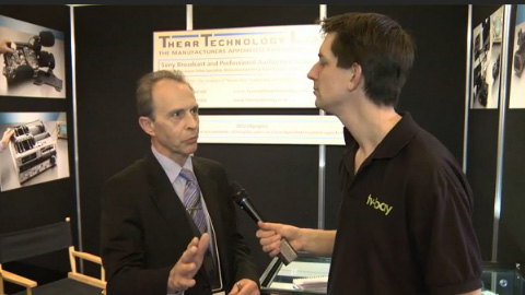 Thear Technology Limited at BVE 2012