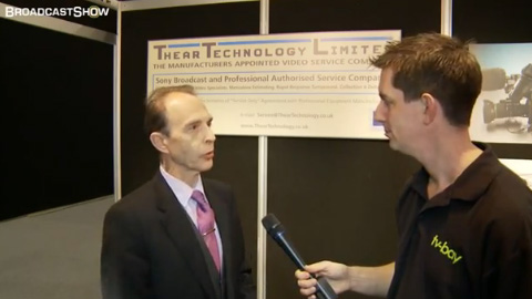 Thear Technology Limited at ProVideo2011