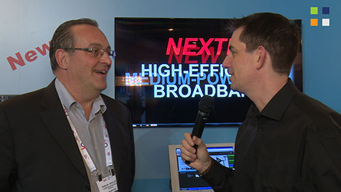 Thomson Broadcast at IBC 2014