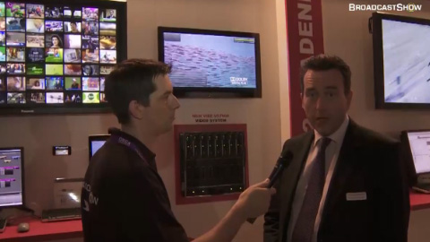 Thomson Video Networks at IBC2011
