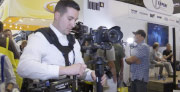Tiffen filters and Steadicam S at NAB 2019