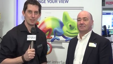 TMD Chameleon at NAB 2015