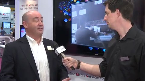 TMD Mediaflex at NAB 2015