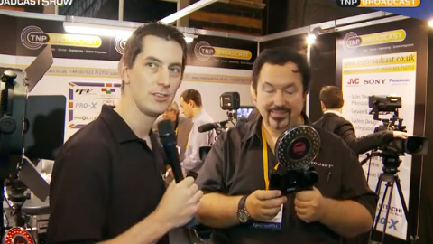 TNP and Rotolight at BVE North 2011