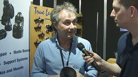 True Lens at BVE 2013