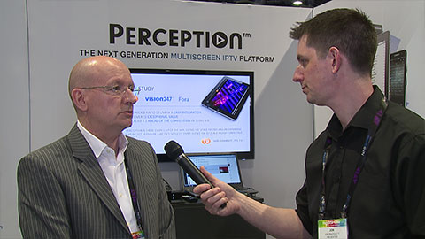 Perception at NAB 2014