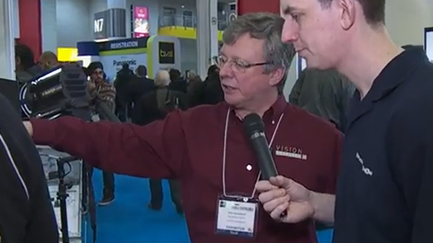 Vision Research at BVE 2013