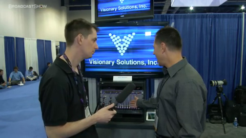 Visionary Solutions at NAB 2012