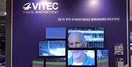 VITEC IPTV Digital Wall and Digital Signage Platform at ISE 2019