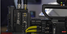 Wireless 4K Transmitter from DTC Domo Broadcast at IBC 2017