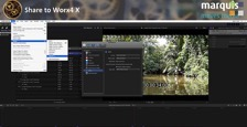 Wor4X and EditBridge from Marquis at NAB 2017