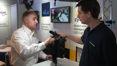 ZyLight at IBC 2012