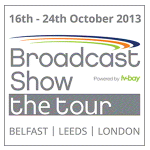 BroadcastShow Tour October 13