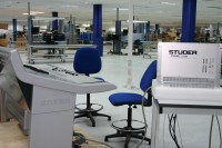 State-Of-The-Art Manufacturing, Test and Training Center in Potters Bar