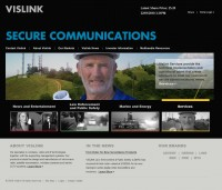 Vislink launches its new website at www.vislink.com
