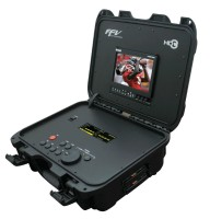 Portable, All-in-One HD Digital Video Recorder