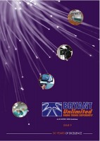 Bryant Broadcast becomes Bryant Unlimited and issues latest catalogue with over 100 new product lines