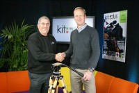 Miller Fluid Heads (Europe) Ltd. Pans The Scene At The 2014 Kitplus Tour As Peter Baughan Is Crowned Winner Of The LP 54 Classic Tripod